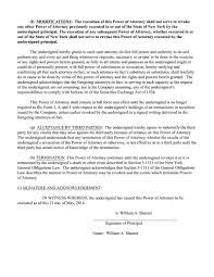 Power Of Attorney Signature shutzer2014poa