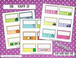 word name tag template labels by cathe holden name photo name tag template tag template