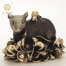 buy coppersmith copper ornaments birthday mascot ornaments