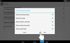 delete search history android how to delete browsing history on android device technobezz