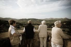 Jubilados alemanes en Mallorca