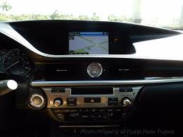 2007 lexus es 350 xm radio 2016 used lexus es 350 4dr sedan at royal palm toyota serving