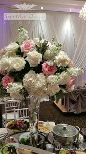 wedding flowers and centerpices