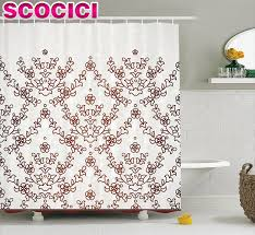 Our New Shower Curtain 10 Graphic Shower Curtains Cintinel Com