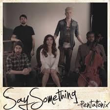 say something single by pentatonix on apple