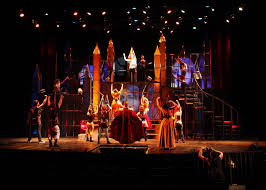 124 best great sets for musical theatre images on