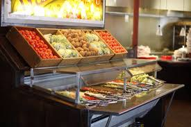 toppings bar customize your burger at our toppings bar picture of