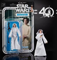 star wars black series 40th anniversary 6 inch princess leia