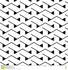 New Modern Black And White by Vector Modern Abstract Geometry Triangle Pattern Black And White