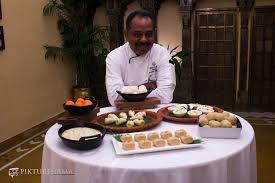 grand chef cuisine oberoi grand presents grand pujor mahabhoj pikturenama
