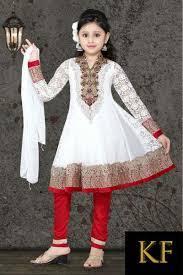 baju india anak anak dress