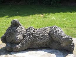14 best teddy garden statues images on garden