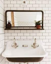 cast iron trough sink custom bathroom with cast iron trough sink by rafterhouse