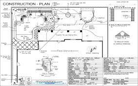 construction plans swimming pool construction plans las vegas nevada