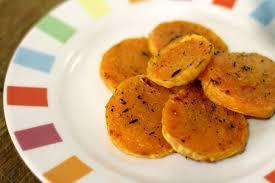 cuisiner la butternut tranches de butternut au thym s inside