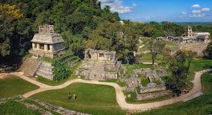 Mayan Ruins Mexico Map by Splendors Of Mayan Mexico Itinerary U0026 Map Wilderness Travel