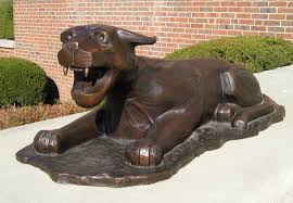 mountain lion statue file concord mountain lion jpg wikimedia commons