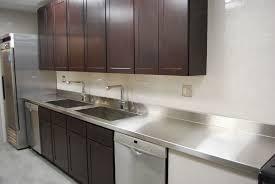 Stainless Steel Kitchen Island by Best Design Stainless Steel Kitchen Countertop U2013 Free References