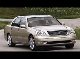 lexus is 2001 2001 lexus ls430 start up and review 4 3 l v8