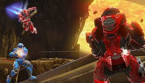 Halo Capture The Flag Halo 5 Ghosts Of Meridian Prepares Us For Warzone Firefight Beta
