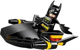 bricklink 30160 1 lego batman jet surfer polybag super