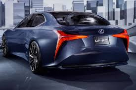 lexus model lexus future model plans and platforms automotive industry