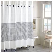 Black And White Vertical Striped Shower Curtain Best 25 Navy Shower Curtains Ideas On Pinterest Old Home