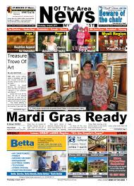 myall coast news of the area 6 april 2017 by news of the area issuu