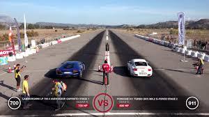 porsche lamborghini lamborghini aventador vs porsche 911 turbo sssupersports com