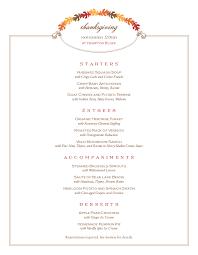 restaurant thanksgiving menu thanksgiving menus