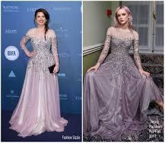 Fashion Sizzlers Archives Fashionsizzle by Hayley Atwell In Jenny Packham 2017 British Independent Film