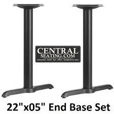 Restaurant Table Bases Standard Bases Bases
