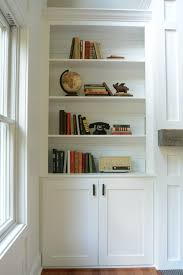 wall units interesting built in bookshelves and cabinets