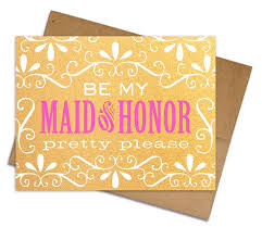 Ask Bridesmaids Cards Our Favorite