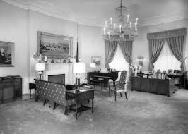 Oval Office Renovation File President Harry S Truman U0027s Study Second Floor Oval Room 07