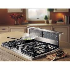 30 Gas Cooktop With Downdraft Dd0130ss Best By Broan