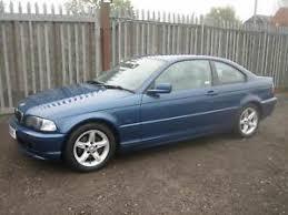 bmw 318ci 2001 2001 51 bmw 318ci 1 9 se coupe leather cat c vehicle ebay