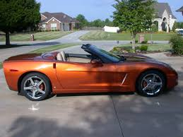 atomic orange corvette convertible for sale atomic orange brake calipers corvetteforum chevrolet corvette
