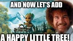 Bob Meme - bob ross winning memes imgflip