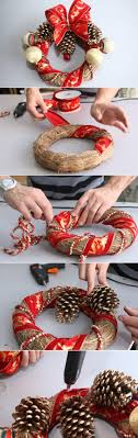 christmas wreaths to make 17 diy christmas wreaths simple and creative decorations