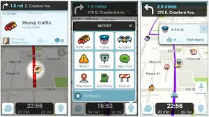 Waze Maps All Hail Waze King Of The Map Apps The Drive