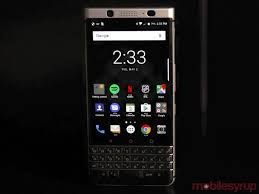 blackberry keyone review classically unusual