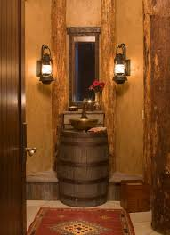rustic bathroom ideas regarding the house stylish decorating bathroom very small ideas modern double sink