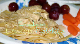 crystalandcomp crockpot lemon chicken crystalandcomp com
