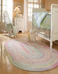 Nursery Area Rugs Pink Blue Baby Nursery Area Rug Nursery Baby In