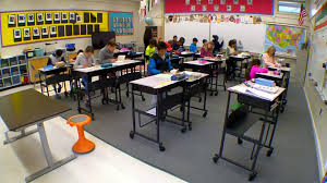 standing desks for students marin county nixes sedentary education with standing desks