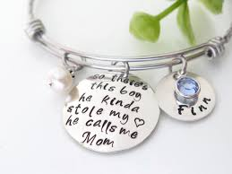 bracelet with name so there s this boy he stole my heart bracelet with name disc