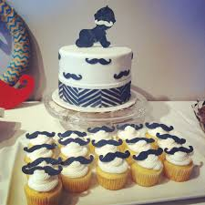 mustache baby shower cake baby showers ideas