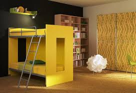 Modern Bunk Beds For Boys Yellow Modern Bunk Beds For The Modern Bunk Beds