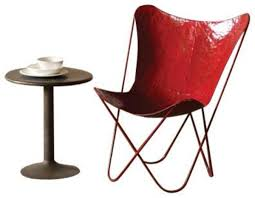 Butterfly Folding Table And Chairs Kalalou Iron Butterfly Chair U2013 Modish Store